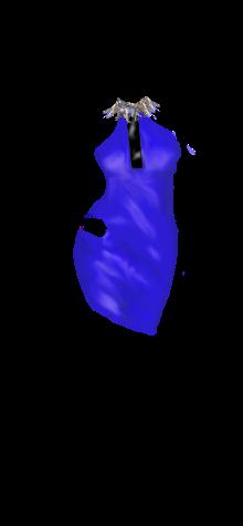 COCO slick blue