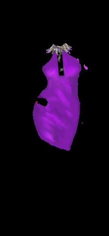COCO slick purple