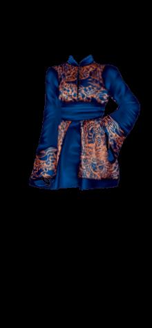 Tatyana Mall Dress