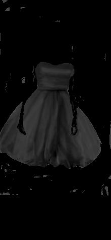 ROZA bejewel black