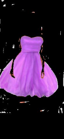 ROZA bejewel purpl