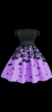 Ladybug Purple