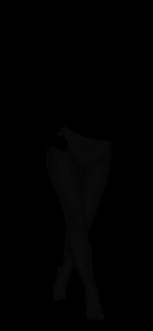 COCO hose black