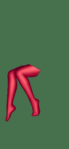 Elsa Leggings 3