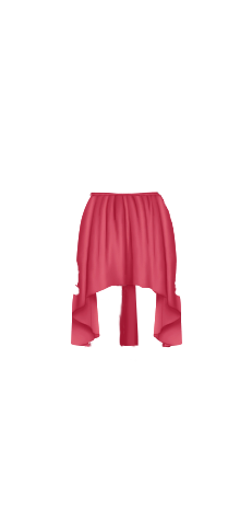 High Low Skirt 5