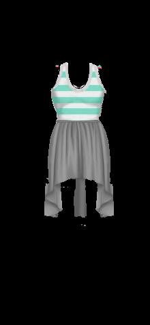 High Low Skirt 9