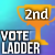2nd Place in Vote Ladder Season 444